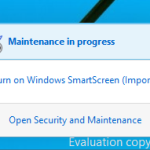 How to disable Automatic Maintenance in Windows 8.1 and Windows 8