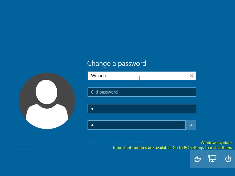 change windows 10 login screen image