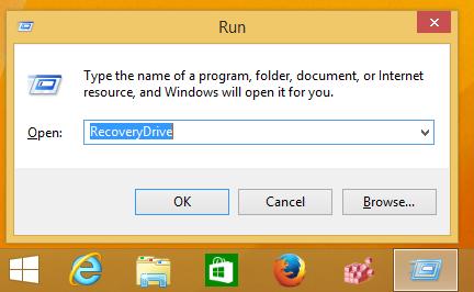 run recovery drive