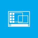win x menu desktop icon