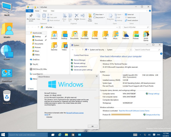 how to make your icons smaller on windows 10