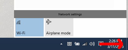 windows 10 aero peek button