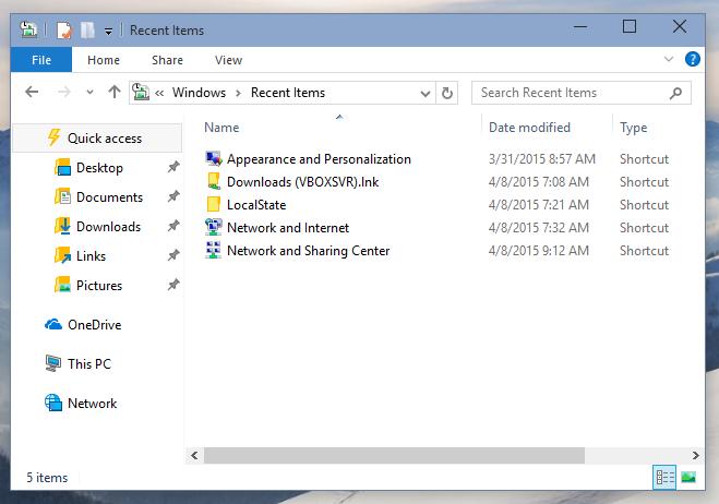 Where Is Home Folder On Windows