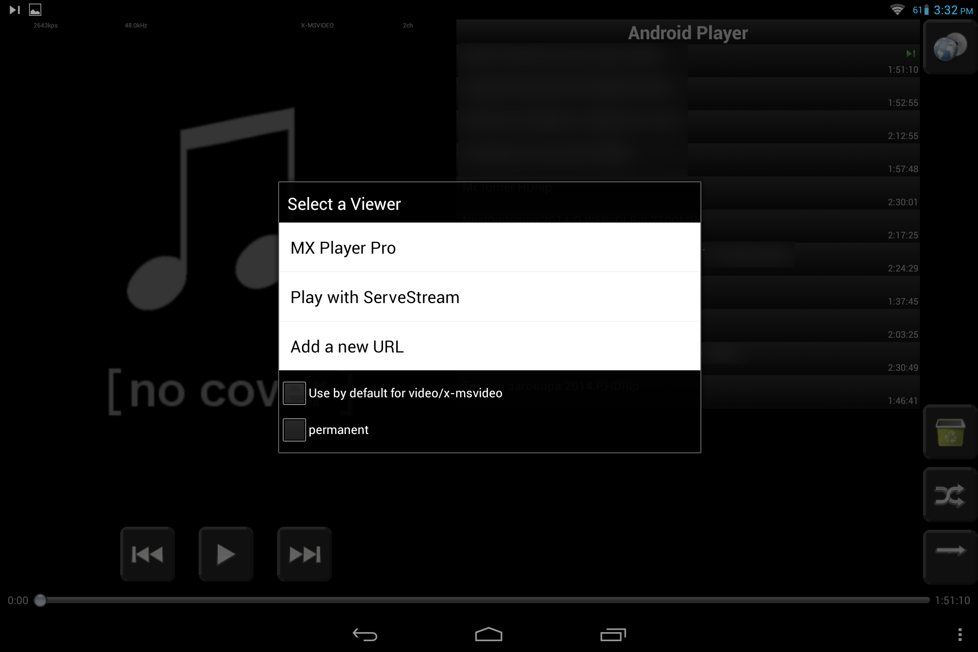 How to watch movies from your DLNA server on Android