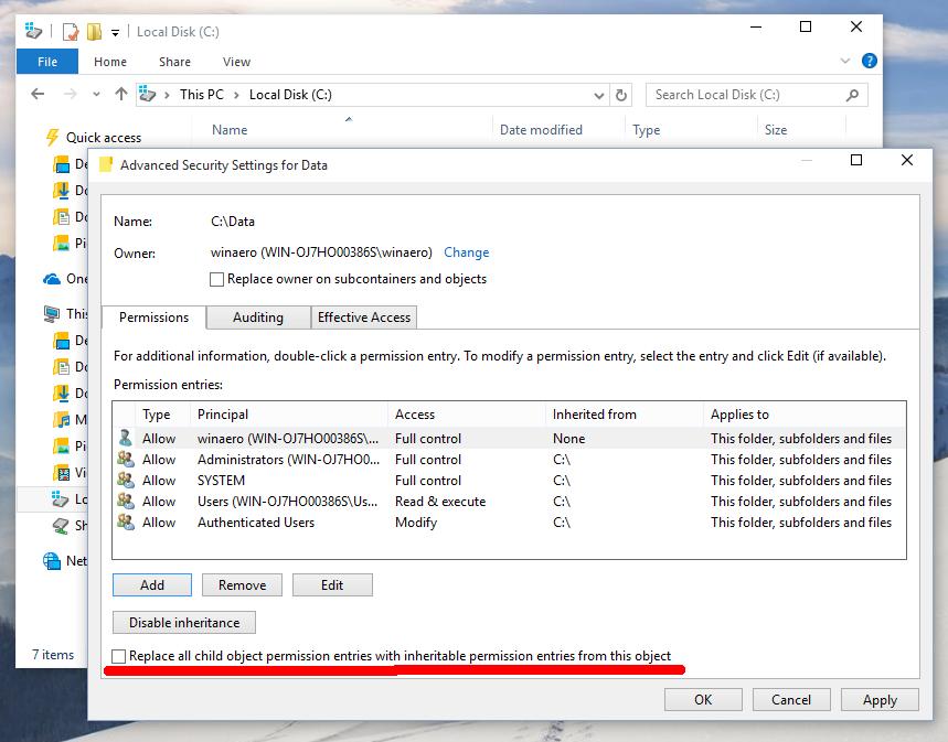 access full screen windows 10
