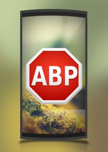 smartphone adblock