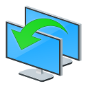windows update upgrade download icon