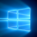 Windows 10 Hero icon wallpaper