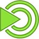 mate linux mint logo icon