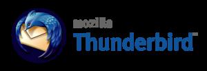 mozilla thunderbird logo banner