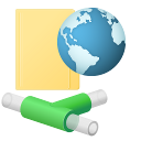 network location type icon
