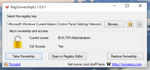 how to change a network icon windows 10
