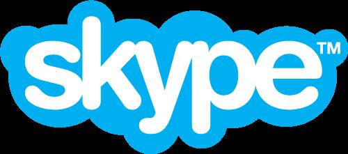 skype logo banner