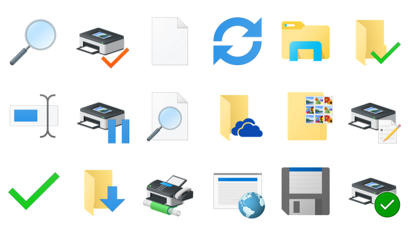 Download Icons From Windows 10 Build 10147