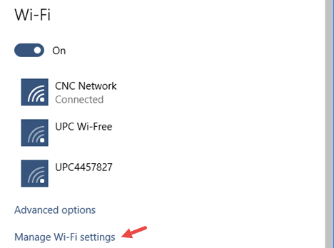 windows 10 forget wifi network 03