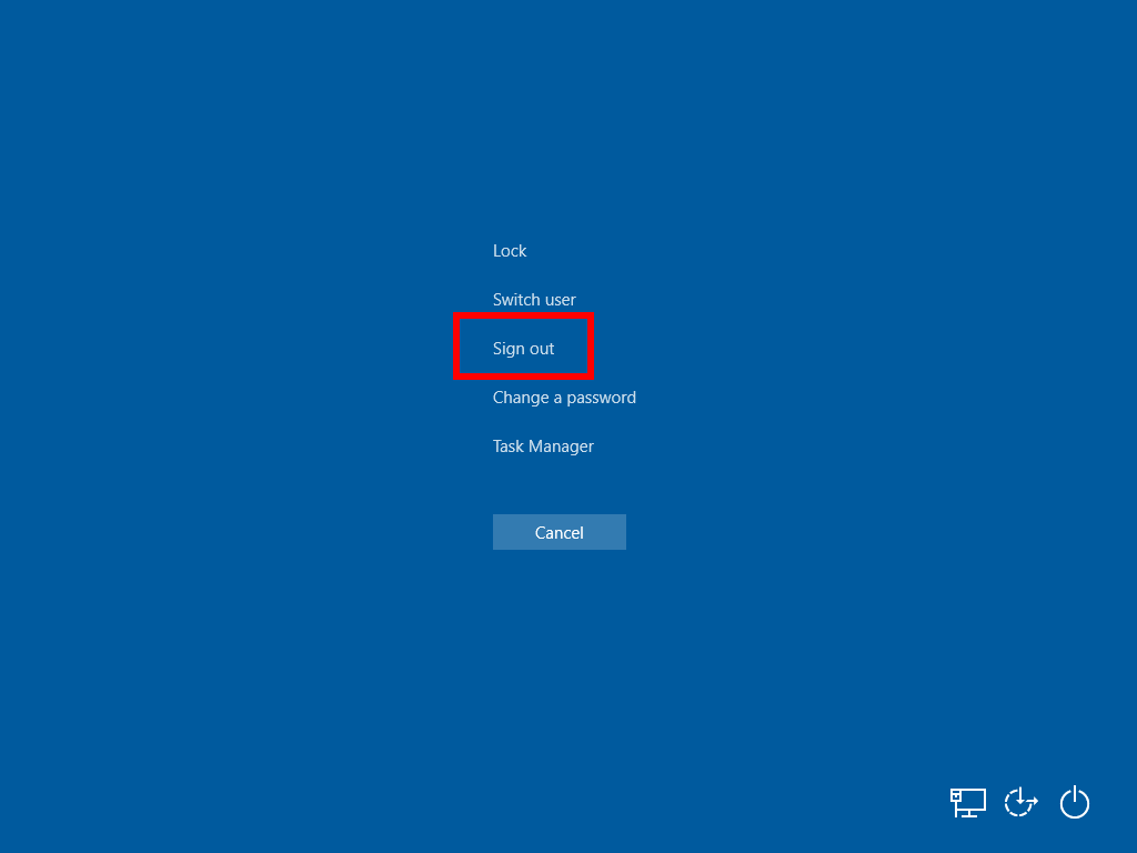 Fix error This app has been blocked for your protection in Windows 10 - Winaero