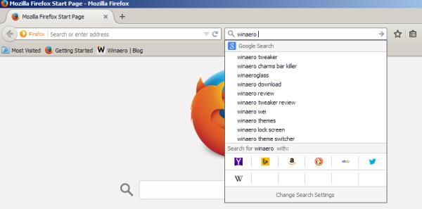 Firefox change search engine hotkeys 01