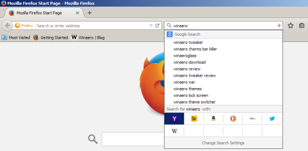 Firefox change search engine hotkeys 02