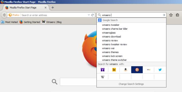 Firefox change search engine hotkeys 04