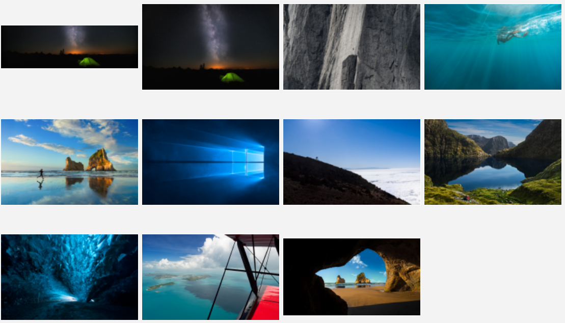 Download Hero Wallpaper And All Wallpapers From Windows 10 Build 10159