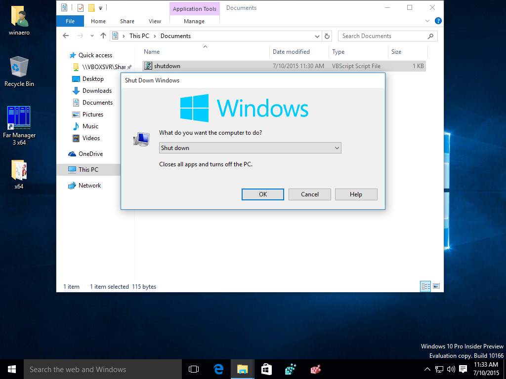 Shut down windows dialog shortcut in windows 10 how to for How to design windows