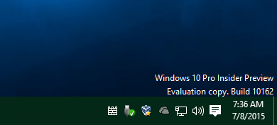 windows 10 defender tray icon enable