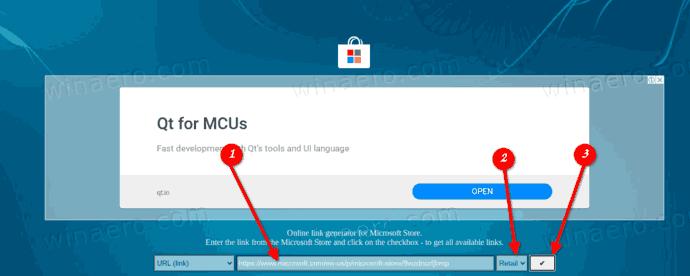 Download Microsoft Store Installer 1