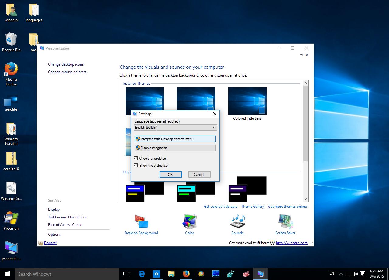 how to change windows 10 to classic view start menu