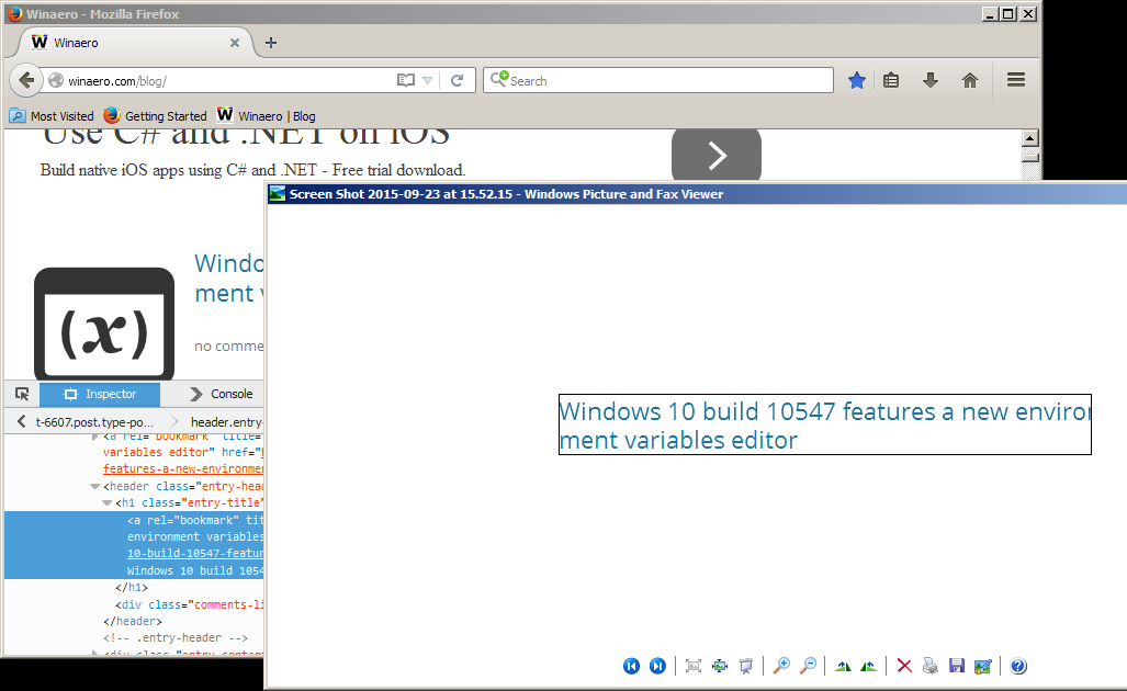 Firefox 41 screenshot node 2