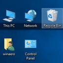 How to make Windows 10 show familiar desktop icons