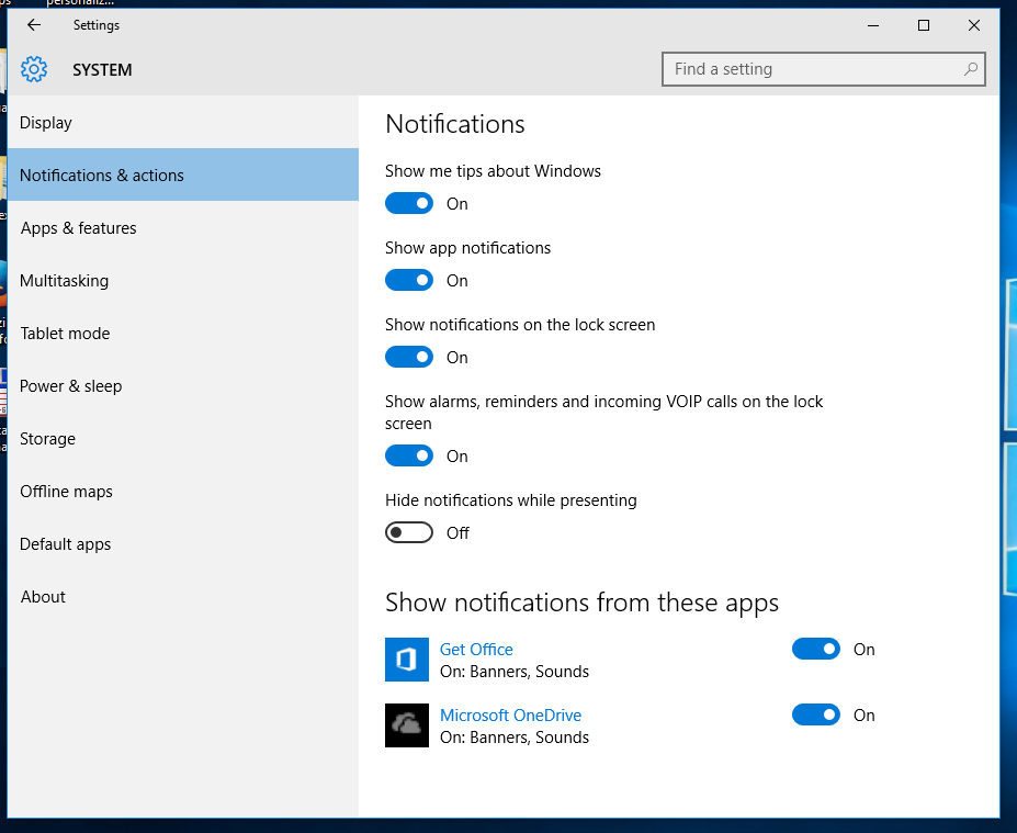 Fix Missing Notifications In Windows 10