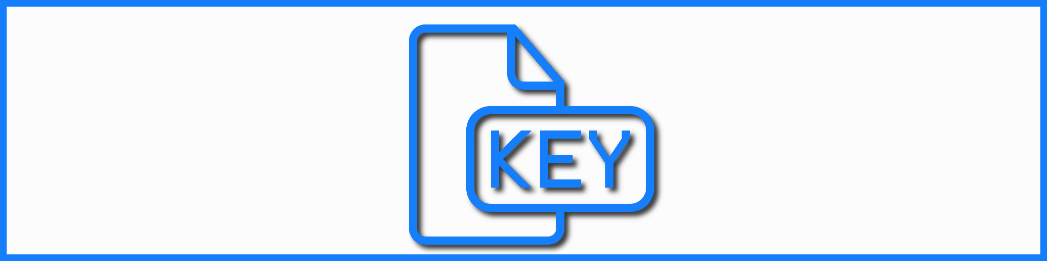 license activation banner logo