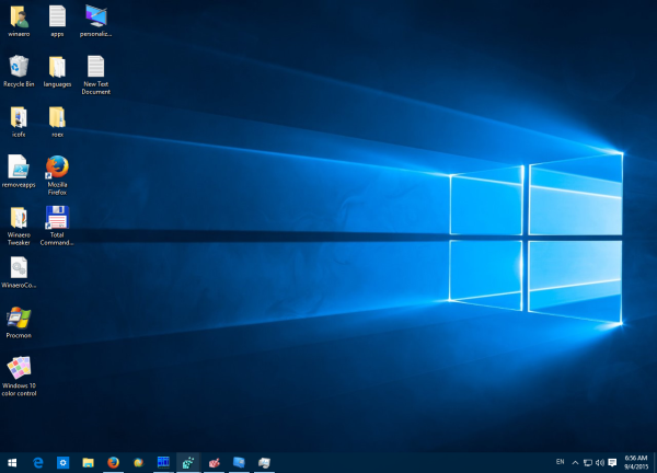 single window preview Windows 10 disabled