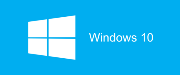 Windows 10 logo banner 1015