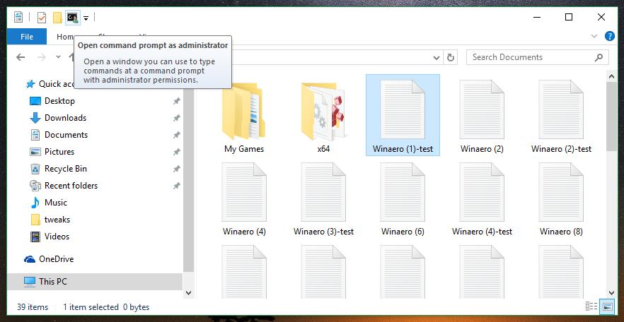 admin command prompt download
