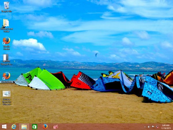 Surface theme 2