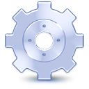 gears settings options icon