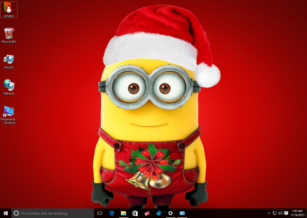 New Year Theme 2016 For Windows 10, Windows 7 And Windows 8