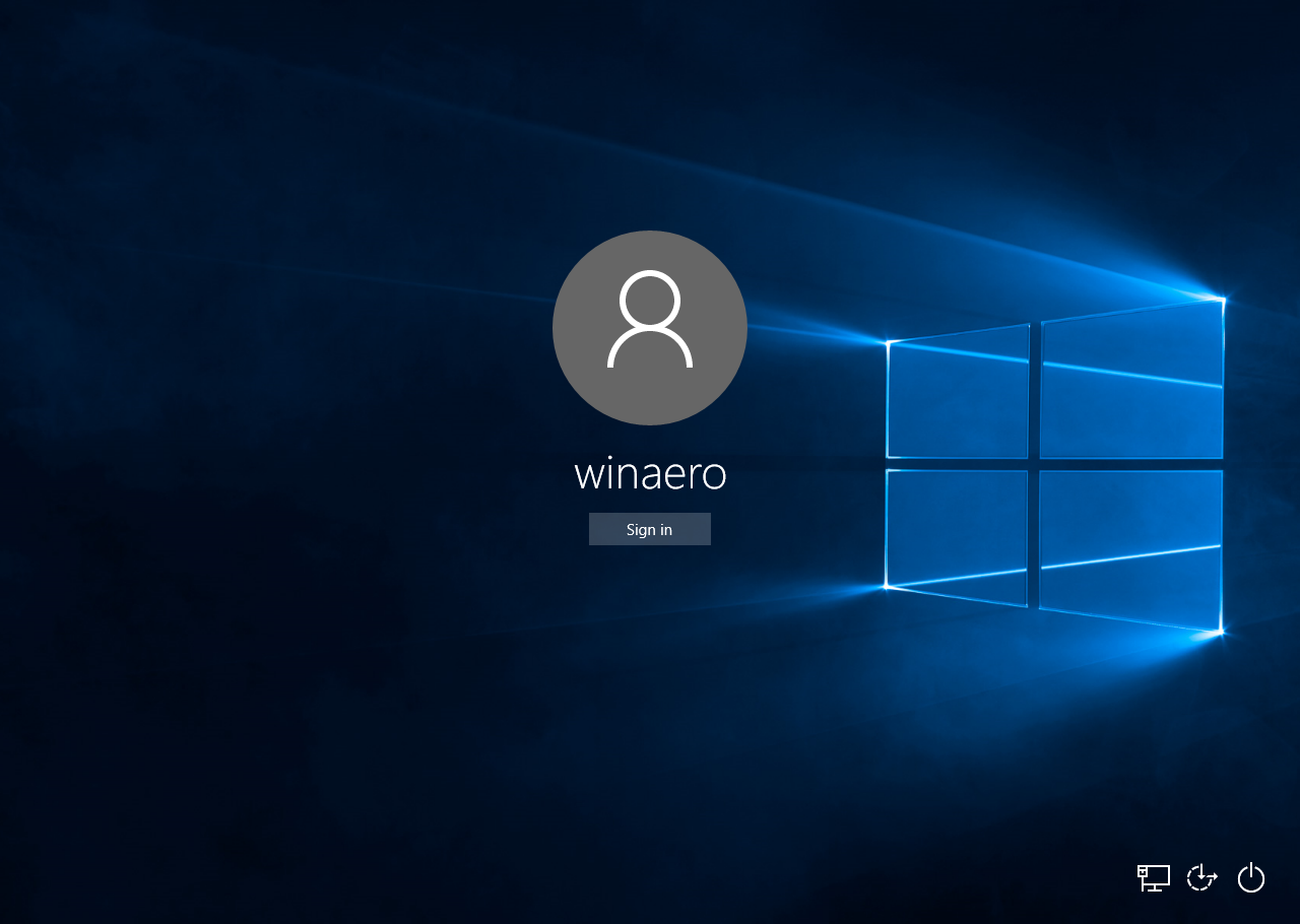 windows 10 username and password login