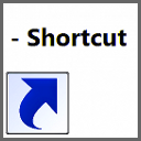 Remove shortcut arrow overlay in Windows 10