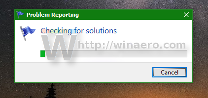 Windows 10 check for available solutions