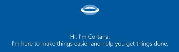 Windows 10 build 14279 cortana