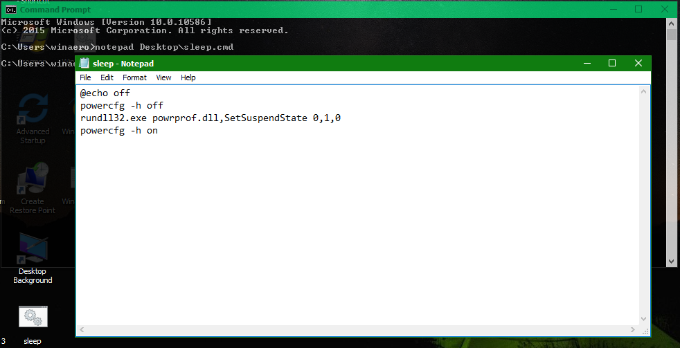 Using Powercfg to remove Hibernation file does not work , even ...