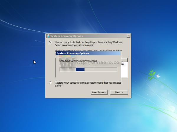 Windows 7 repair computer
