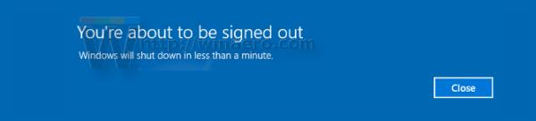 Windows_Defender offline scan warning