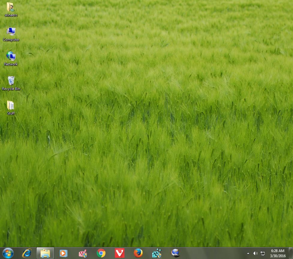 Xubuntu 2016 Theme For Windows 10 Windows 7 And Windows 8