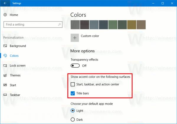 Colored Titlebars Black Taskbar Creators
