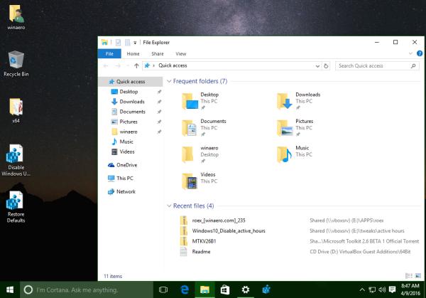 Windows 10 color on taskbar taskbar white title bar