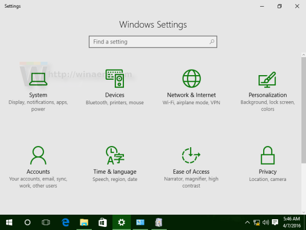 how to get the programs running in windows10