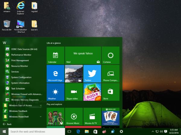 Windows 10 start Windows Memory Diagnostic